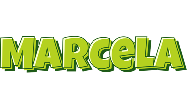 Marcela summer logo
