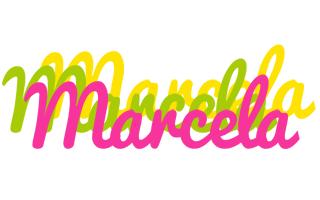 Marcela sweets logo
