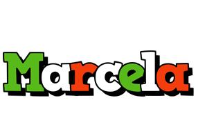 Marcela venezia logo