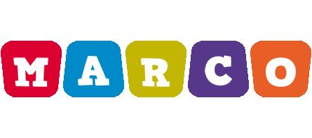 Marco kiddo logo
