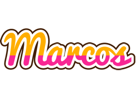 Marcos smoothie logo