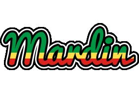 Mardin african logo