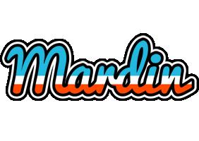 Mardin america logo