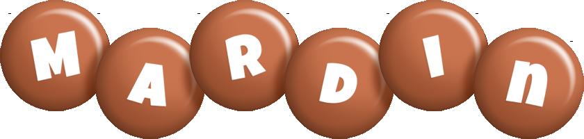 Mardin candy-brown logo