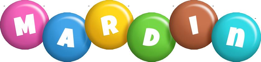 Mardin candy logo