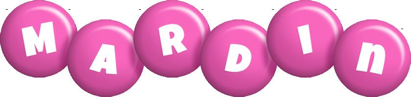 Mardin candy-pink logo