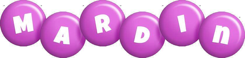 Mardin candy-purple logo