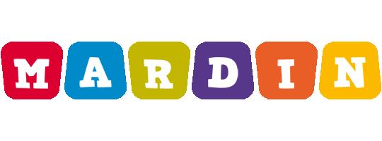 Mardin daycare logo