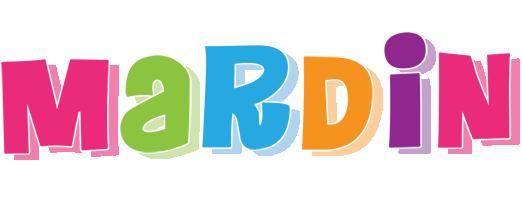Mardin friday logo