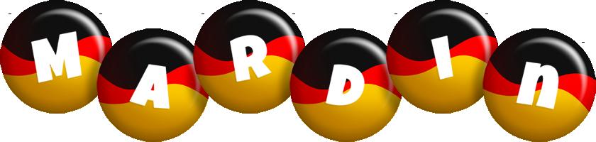 Mardin german logo