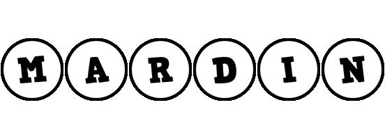 Mardin handy logo