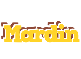 Mardin hotcup logo