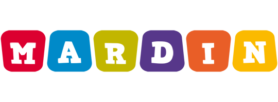 Mardin kiddo logo