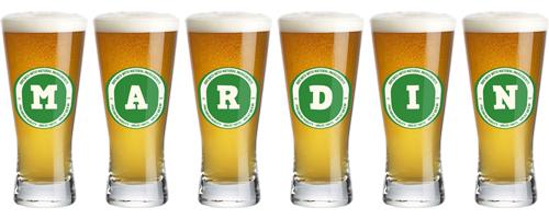 Mardin lager logo