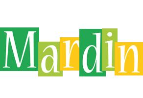 Mardin lemonade logo