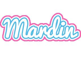 Mardin outdoors logo