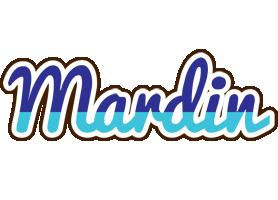 Mardin raining logo