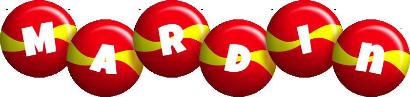 Mardin spain logo
