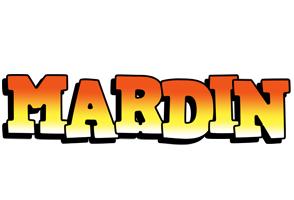 Mardin sunset logo