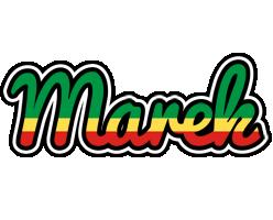 Marek african logo