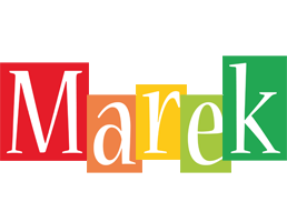 Marek colors logo