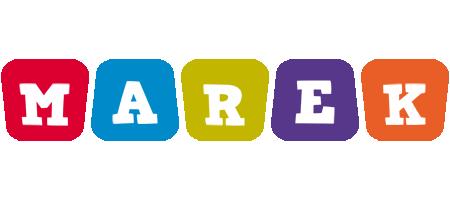 Marek daycare logo