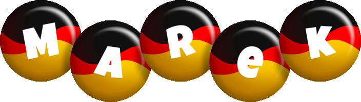 Marek german logo