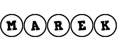 Marek handy logo