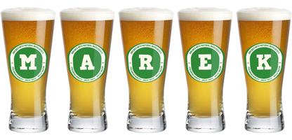 Marek lager logo