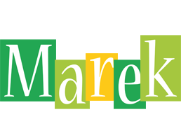 Marek lemonade logo