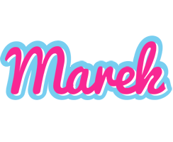Marek popstar logo