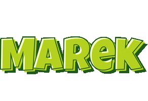 Marek summer logo