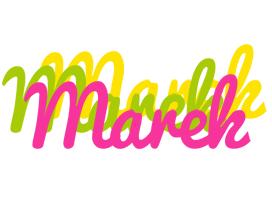 Marek sweets logo