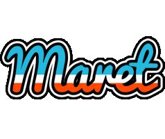 Maret america logo