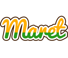 Maret banana logo