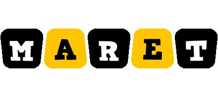 Maret boots logo