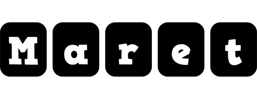 Maret box logo