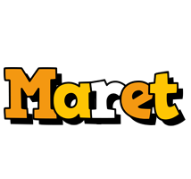Maret cartoon logo