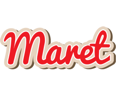 Maret chocolate logo