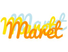 Maret energy logo