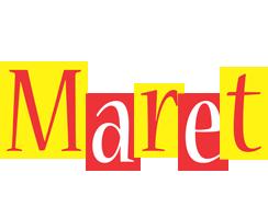 Maret errors logo