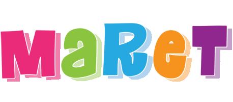 Maret friday logo