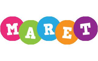 Maret friends logo