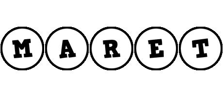 Maret handy logo