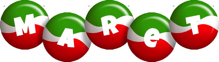 Maret italy logo