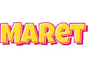 Maret kaboom logo