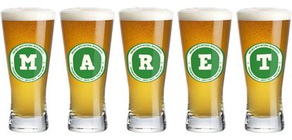 Maret lager logo