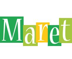 Maret lemonade logo