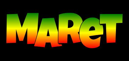 Maret mango logo