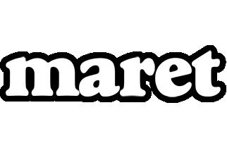 Maret panda logo